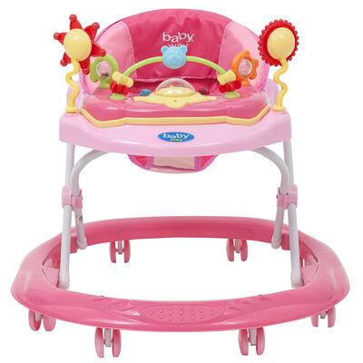 Andador Baby Way Fucsia Bw-910F