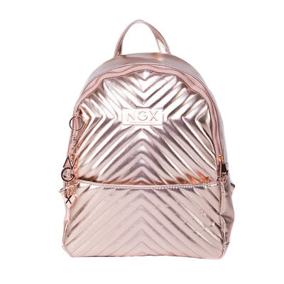 Mochila Pu Quilted Vandal