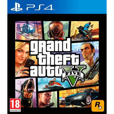 JUEGOS_PS4 GTAV PS4