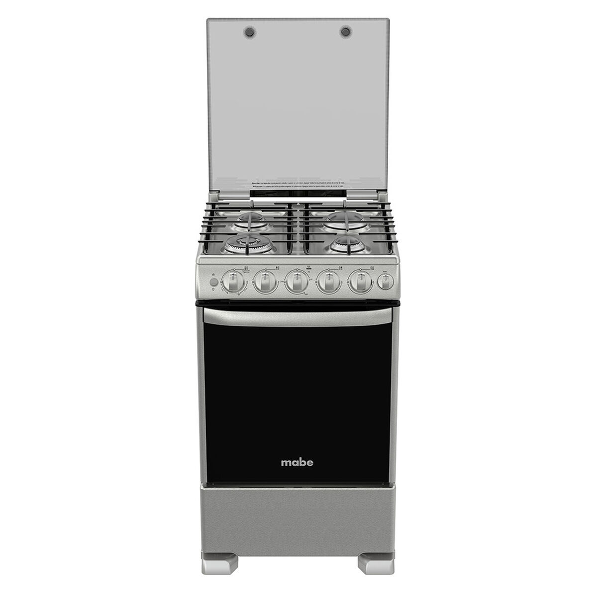 Cocina a Gas Mabe CME5554CFZX 74 lt