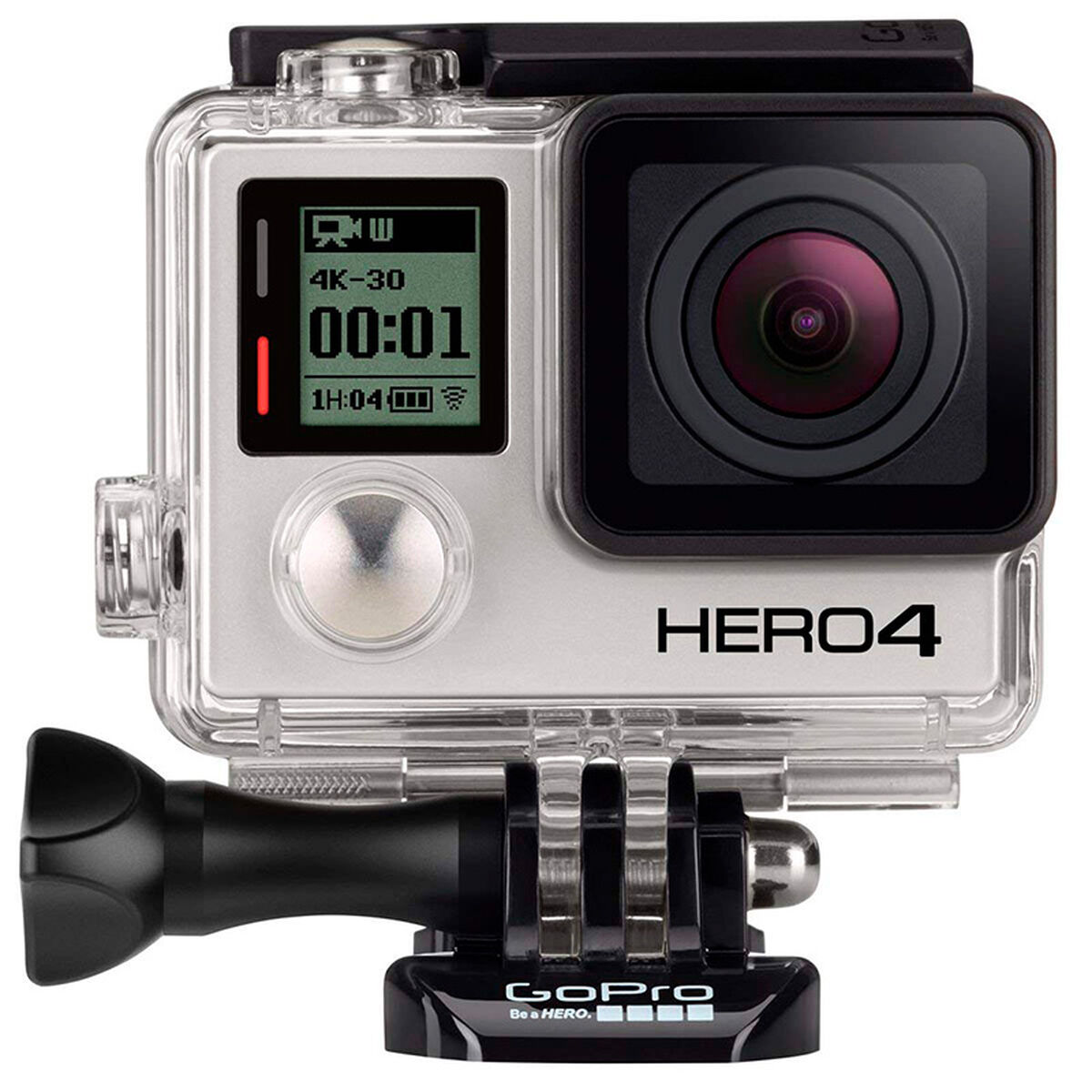 Cámara GoPro Reacondicionada HERO4 4K30 Black Edition