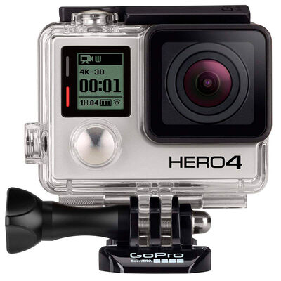 Cámara GoProReacondicionada HERO4 4K30 Black Edition