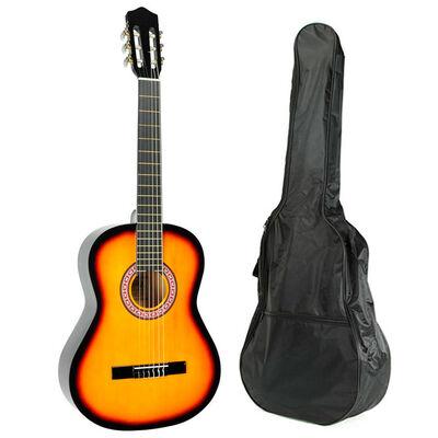 Guitarra Clásica Niño Alaguez AZ-GS30SB + Bolso