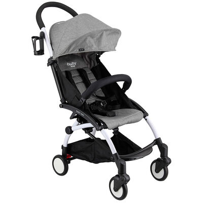 Coche Paseo Baby Way Gris