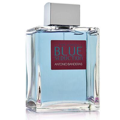 Perfume Antonio Banderas Blue Seduction Woman 200 ml