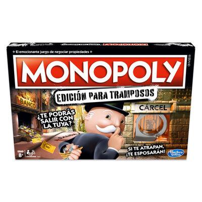 Monopoly Edición para Tramposos