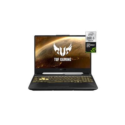 """Notebook Gamer Asus TUF F15 FX506LI-HN022T Core i5-10300H 8GB 1TB+256GB SSD 15.6"""" NVIDIA GTX1650Ti"""