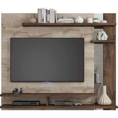 "Home TV Panel Havai Beige-Café Hasta 55"""