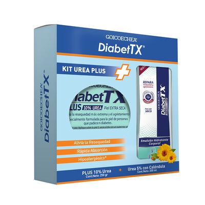 Pack Goicoechea Diabet Tx Crema Urea 250 g + Caléndula 200 ml