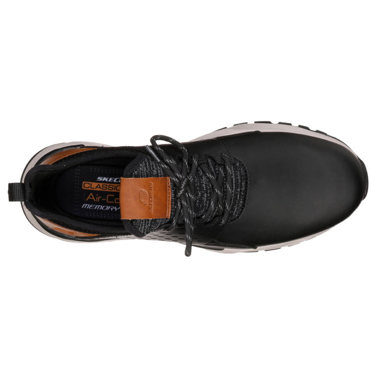 Zapatilla Skechers Hombre BLK