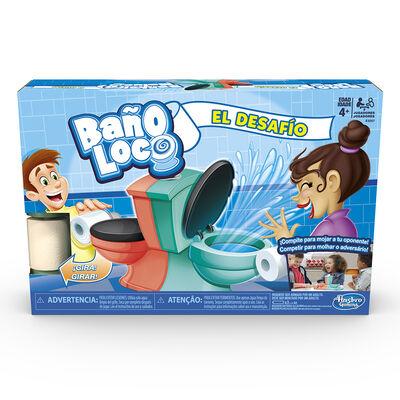 Juego Baño Loco El Desafío