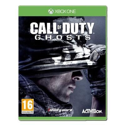 Juego XONE Call Of Duty Ghosts Precio Especial