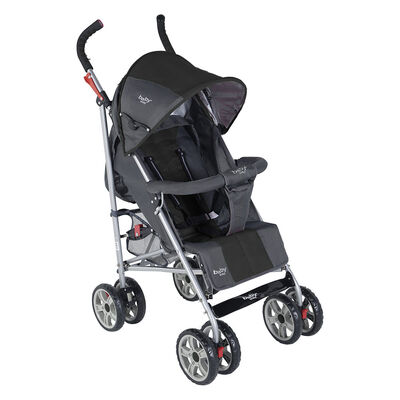 Coche Paragua Baby Way BW-111N20 Negro