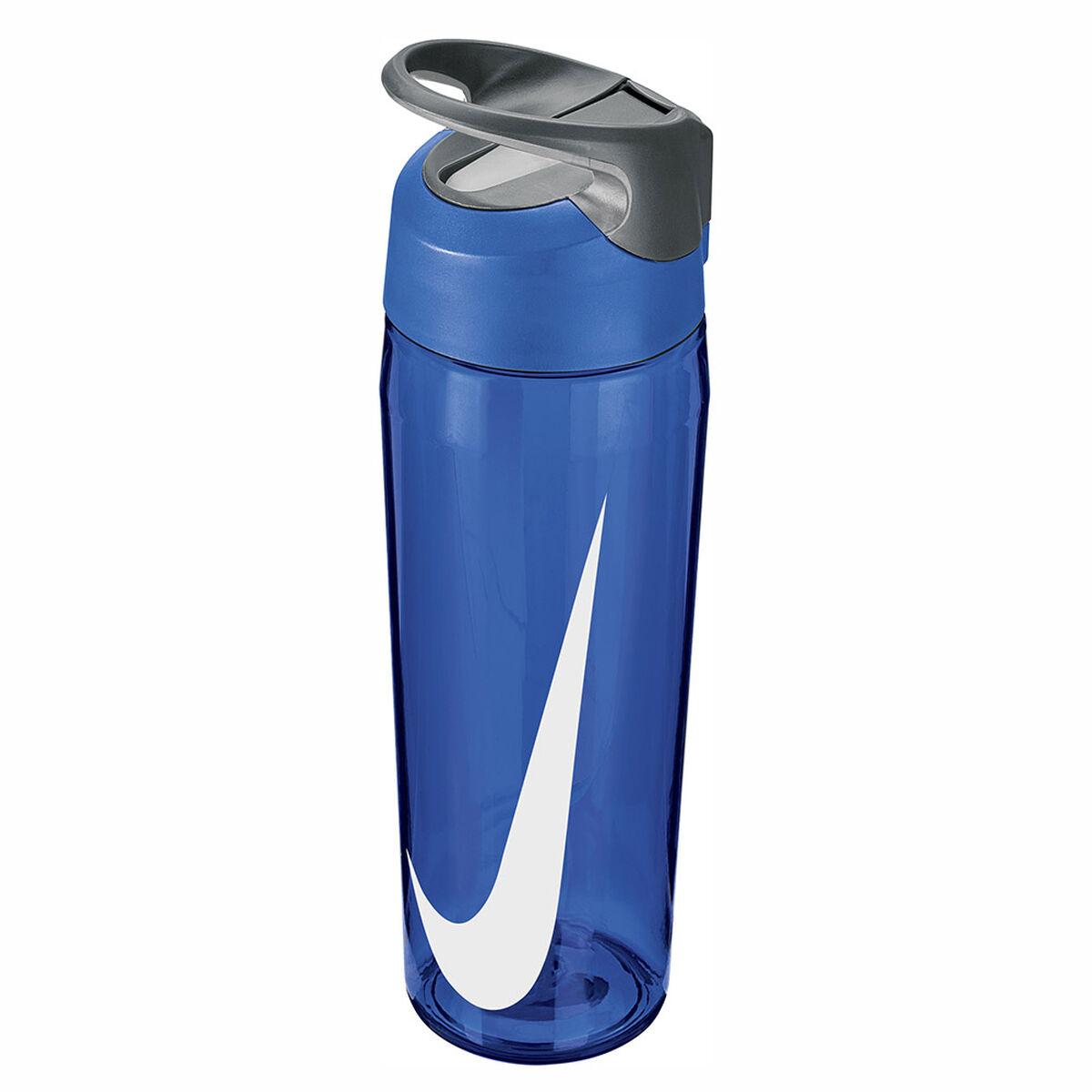 Botella Nike Hypercharge Straw Azul 24Oz