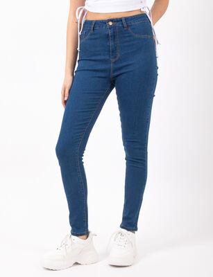 Jeans Skinny Mujer Icono