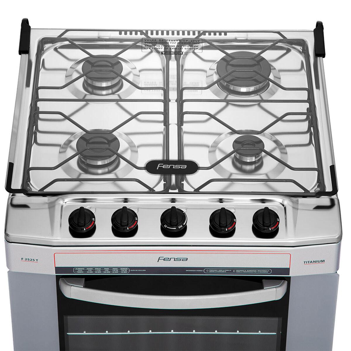 Cocina a Gas Fensa F 2525 66 lt