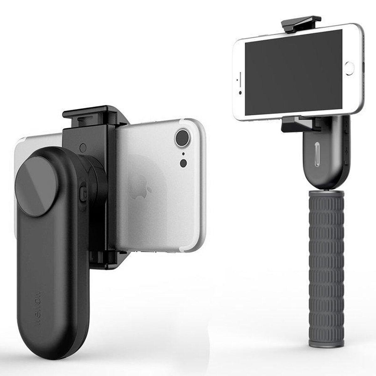 Estabilizador Video para celulares Fancy Silver