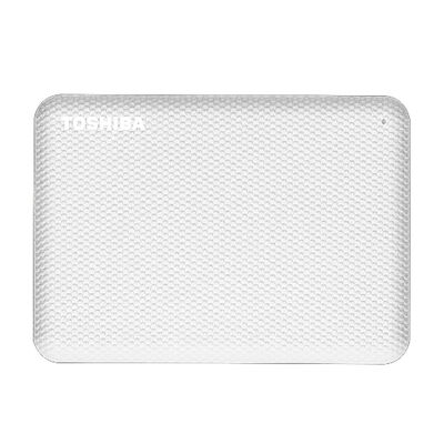 Disco Duro Externo Toshiba Canvio Advance V10 4TB Blanco