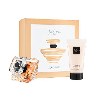 Perfume  Eau de Parfum 30 ml + Trésor Body Lotion 50 ml