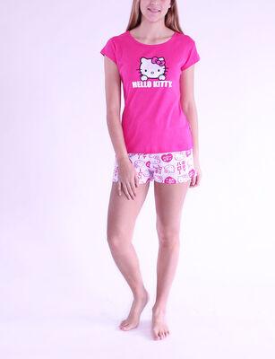 Pijama Mujer Hello Kitty