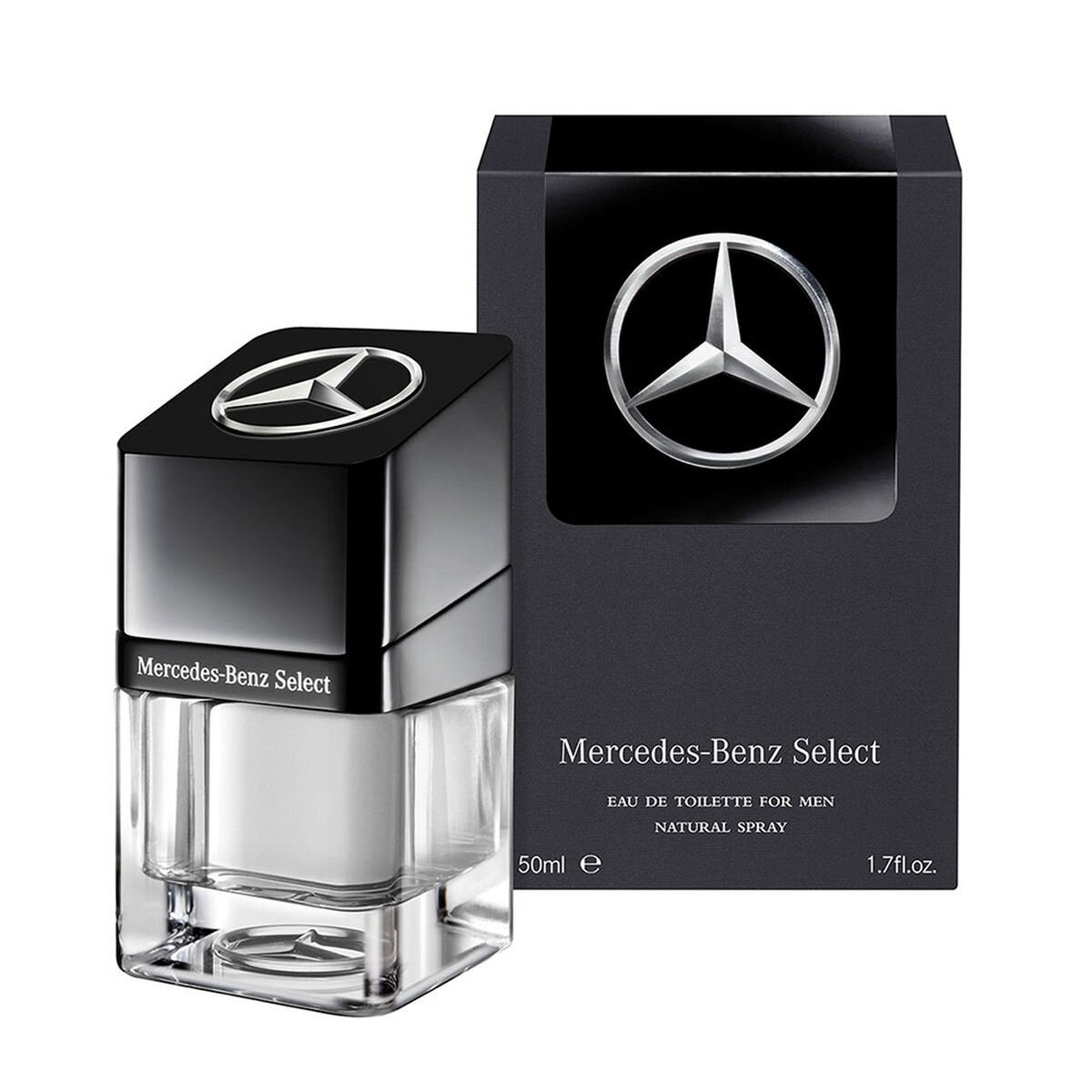 Perfume Hombre Mercedez Benz Select 50 Ml Sp
