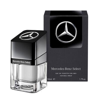 Perfume Hombre Mercedez Benz Select 50 Ml Sp