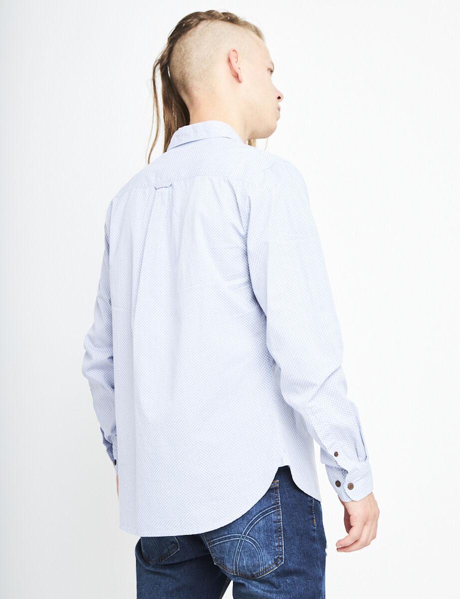 Camisa de Algodón Hombre Fiorucci