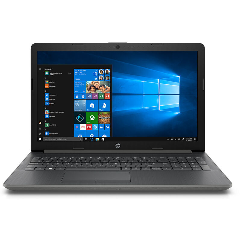 """Notebook HP 15-da0001 Celeron 4GB 500GB 15.6"""""""