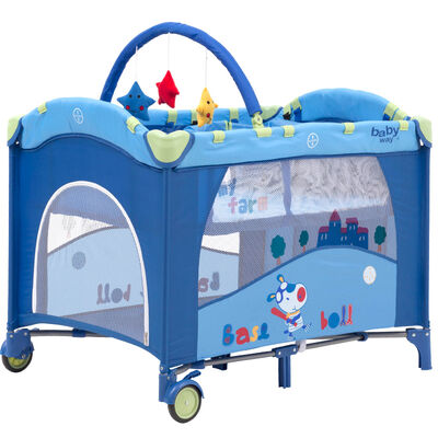 Cuna Corral Pack and Play Baby Way BW 611