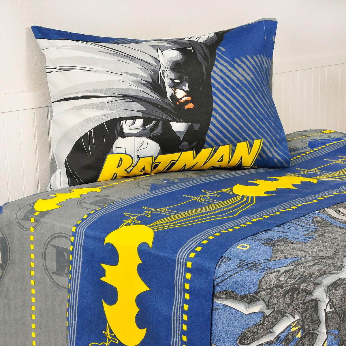 Sábana Batman - Dark Nigth 1,5 Plazas
