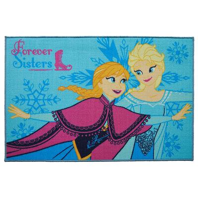 Bajada de Cama 80x120 Disney Frozen Sisters
