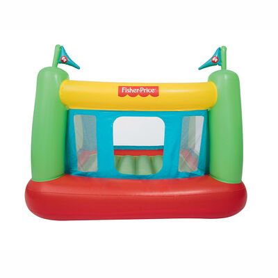 Castillo Inflable Eléctrico Fisher Price