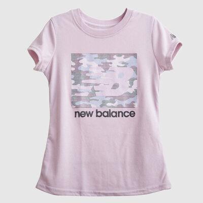 Polera Niña New Balance