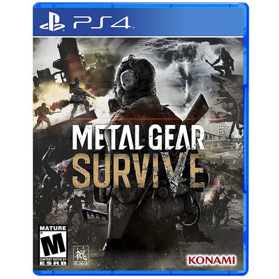 Juego Playstation 4 Metal Gear Survive