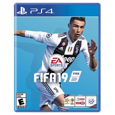 Juego PS4 FIFA 19 Standar Edition EA Sport