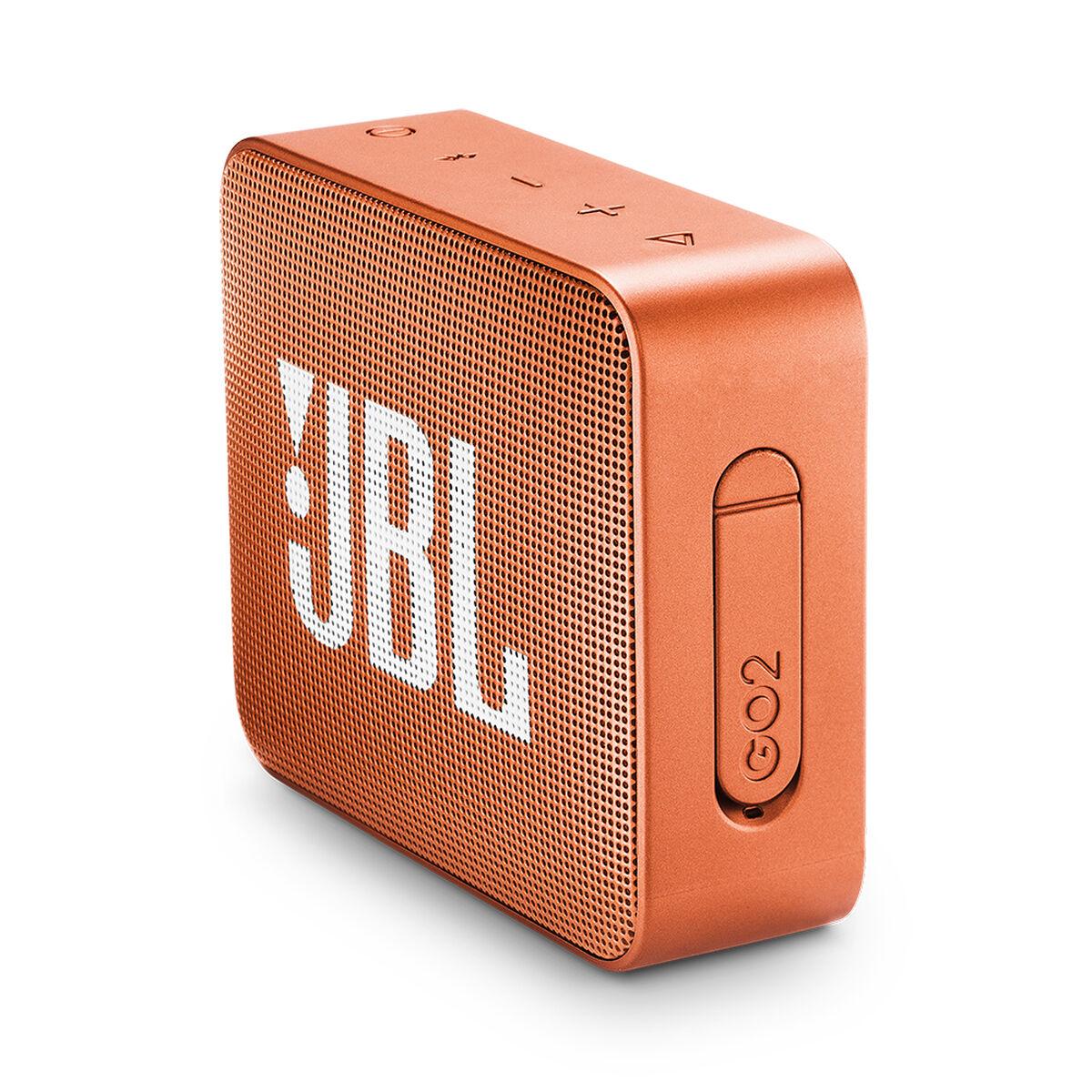 Parlante portátil JBL GO2 Naranjo
