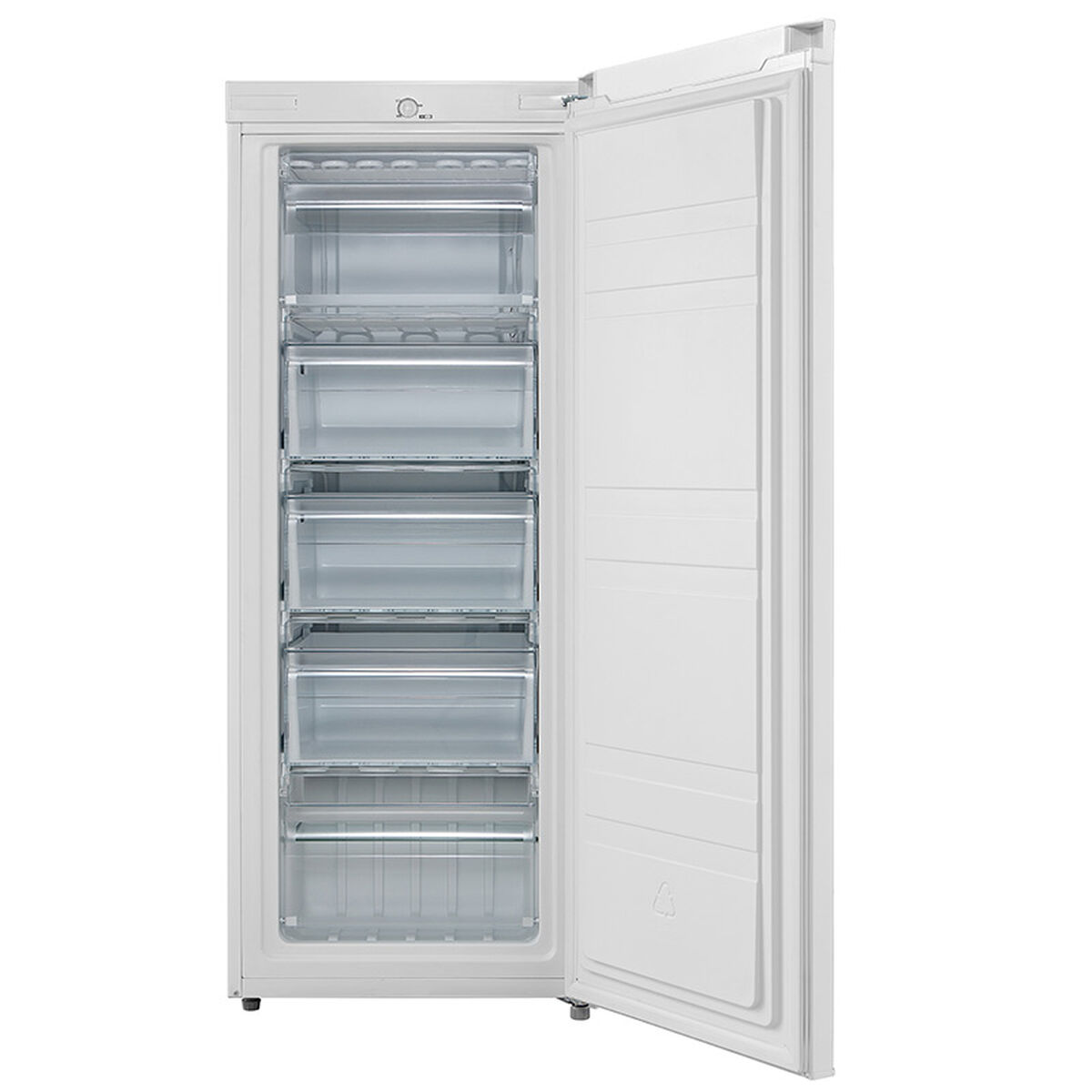 Freezer Vertical Midea MFV 1600B208FN 160 lt