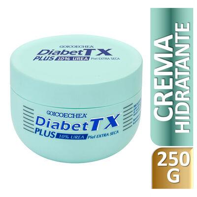 Diabet Tx Crema Plus Urea 250 gr