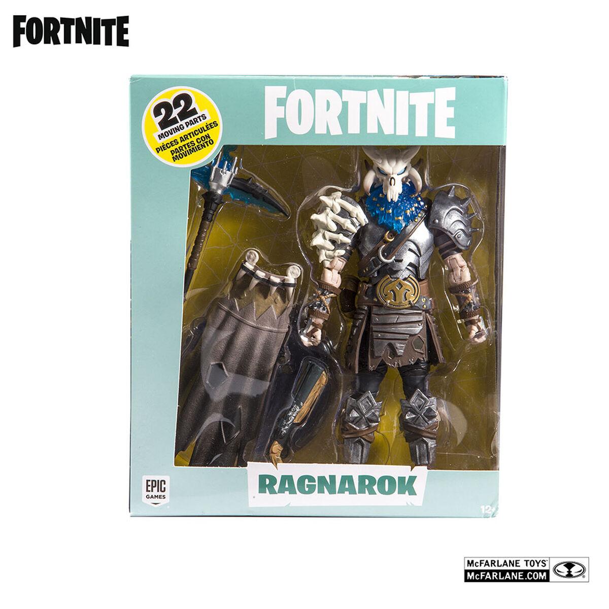 """Figura de Accion Fornite 7"""" - Ragnarok"""
