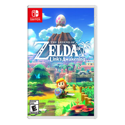 Juego Nintendo Switch The Legend Of Zelda: Links Awakening