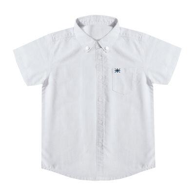 Camisa de Algodón Niño Exception