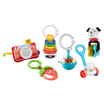 Fisher Price Newborn Toys Juguete para Bebés Kit de Regalos Clásicos