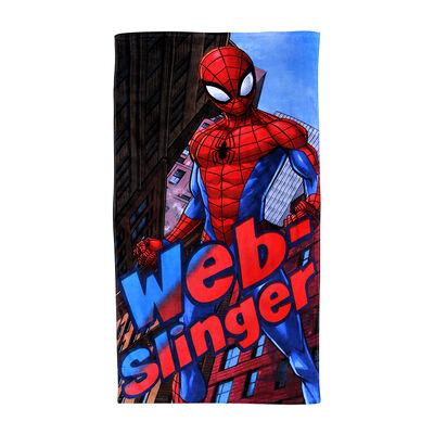 Toalla de Playa Spiderman  Web 70X140 Cm