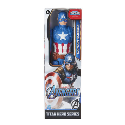 Avengers Titan Hero Movie Capitan America