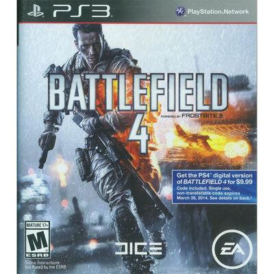 Juego Playstation 3 Battlefield 4