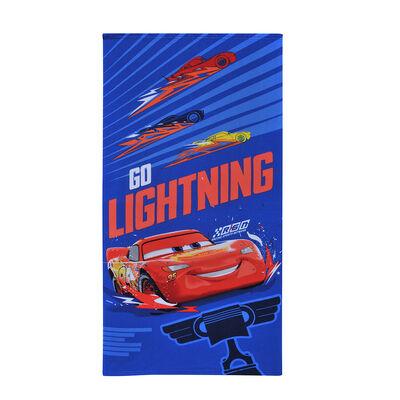 Toalla de Playa Microfibra Disney-Cars Cup 70X140 Cm