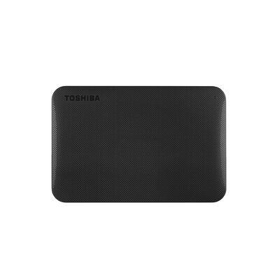 Disco duro Externo Toshiba 2TB Canvio Ready Negro