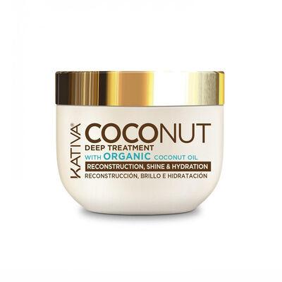 Mascará Kativa Coconut 250 ml