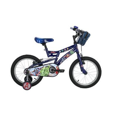 Bicicleta Disney Niño Avengers Aro 16