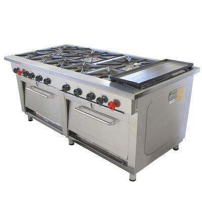Cocina Industrial Maigas 6EA99